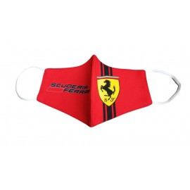 Ferrari  Предпазна маска за лице-червена
