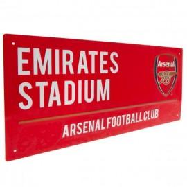Arsenal FC Метална табела