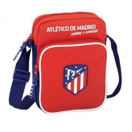 Athletico Madrid shoulder bag-red
