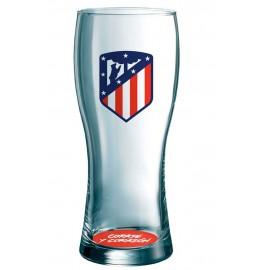 Athletico Madrid  Beer glass