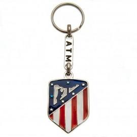 Athletico Madrid Metal keyring