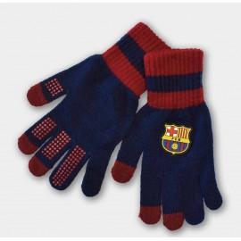 Barcelona FC  Плетени ръкавици