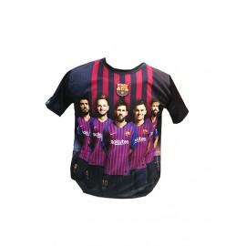 Barcelona T shirt players