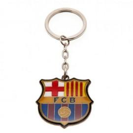 Barcelona  Метален ключодържател