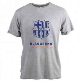 Barcelona FC Тениска сива
