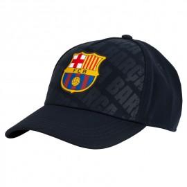 Barcelona FC Шапка с козирка  тъмносиня