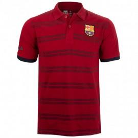 Barcelona FC Тениска с яка червена