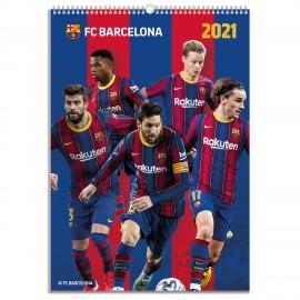 Barcelona FC НОВ ОФИЦИАЛЕН КАЛЕНДАР ЗА 2021