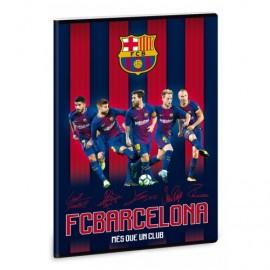 Barcelona FC Notebook players
