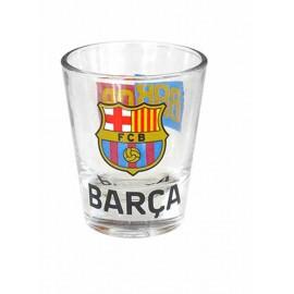 Barcelona FC Shot Glass