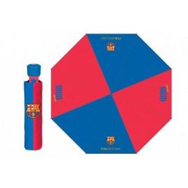 Barcelona FC чадър сгъваем
