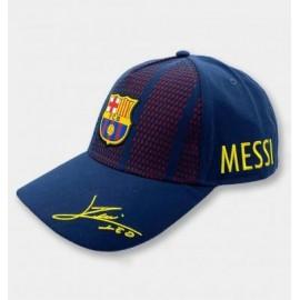 Barcelona FC шапка  Меси-микрофибър
