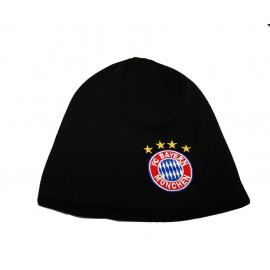 Bayern Munchen Плетена шапка черна