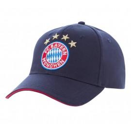 Bayern Munchen  Шапка с козирка -синя
