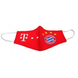 Bayern Munchen FC Face Mask Logo
