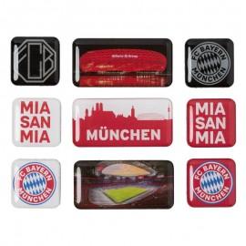 Bayern Munchen Комплект магнити за хладилник