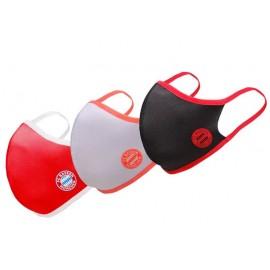 Bayern Munchen Предпазни маски за лице-комплект-3бр.