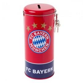 Bayern Munchen Metal money box