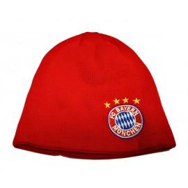 Bayern Munchen Плетена шапка червена
