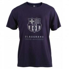 Barcelona FC  Тениска тъмносиня
