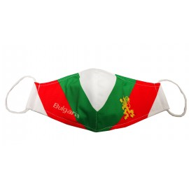 Bulgarian protection mask
