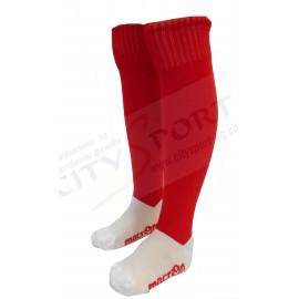 Football socks Macron-red