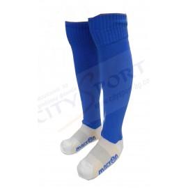 Football socks Macron blue