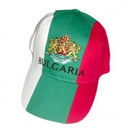 България   Шапка с козирка герб