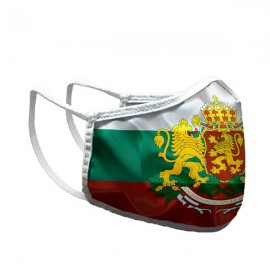 България  Предпазна маска за лице детска