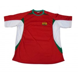 Bulgaria Shirt red