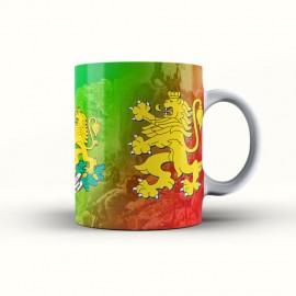 Bulgaria mug lion