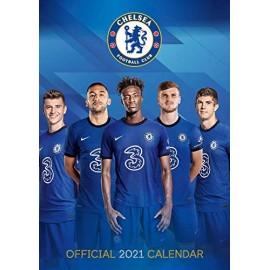 Chelsea FC  НОВ ОФИЦИАЛЕН КАЛЕНДАР ЗА 2021