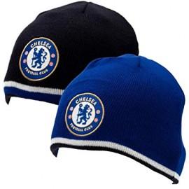 Chelsea  Плетена двулицева шапка