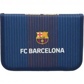 Barcelona FC Ученически несесер плосък