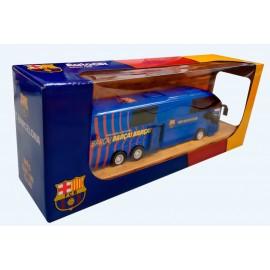 Barcelona FC  Club bus
