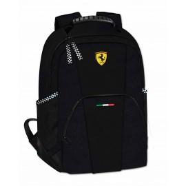 Ferrari backpack black