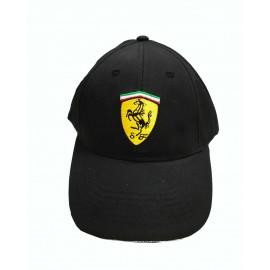 Ferrari cap black