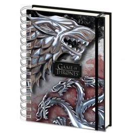 GAME OF TRONES NOTEBOOK