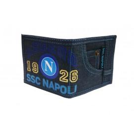 Napoli SSC Jeans wallet
