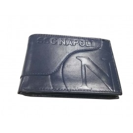 Napoli SSC Leather wallet