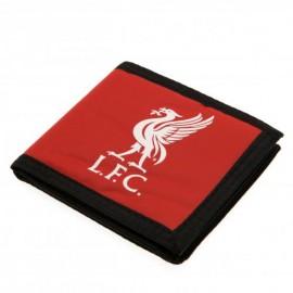 Liverpool F.C. Canvas Wallet