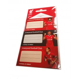 Liverpool FC Ученически етикети