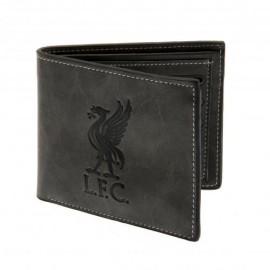Liverpool FC кожен  портфейл -сив