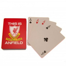 Liverpool F.C Playing cards