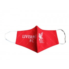 Liverpool FC Предпазна маска за лице червена