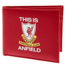 Liverpool FC Портфейл червен