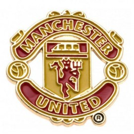 Manchester United Метална значка