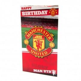 Manchester United Картичка за Рожден ден