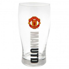 Manchester United Beer Glass