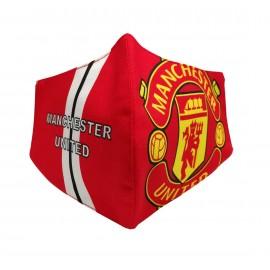 Manchester United  Предпазна маска червена